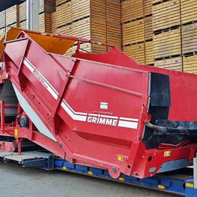 Доставка великогабаритних вантажів з Європи