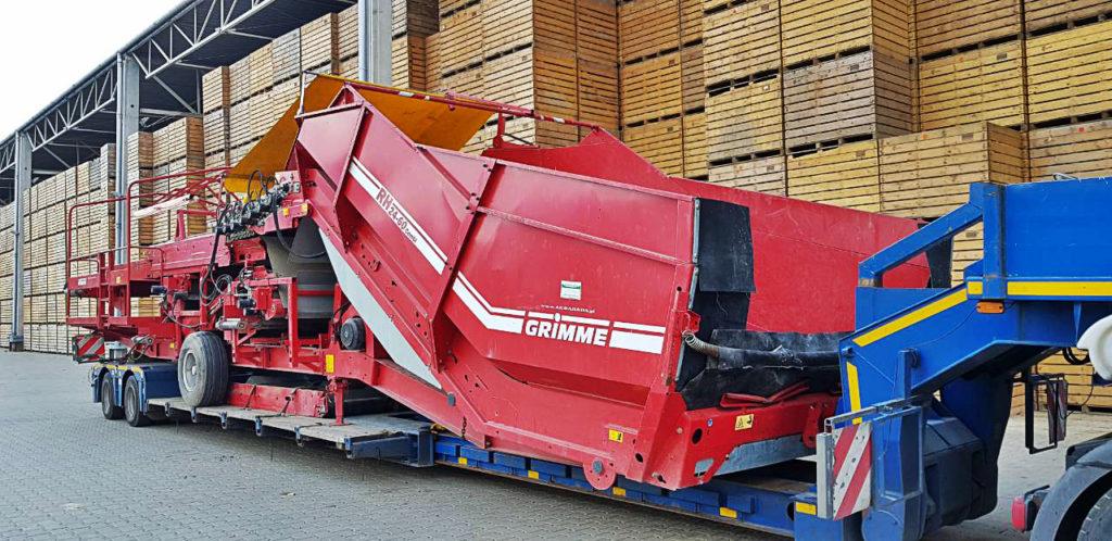 Доставка крупногабаритных грузов из Европы